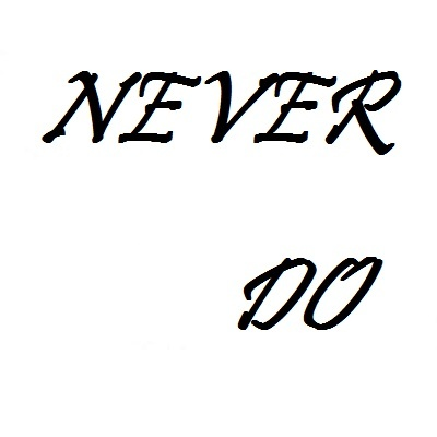 NeverDo
