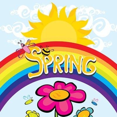 February in spring