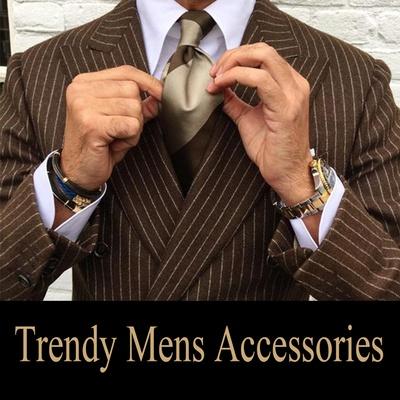 Trendy Mens Accessories