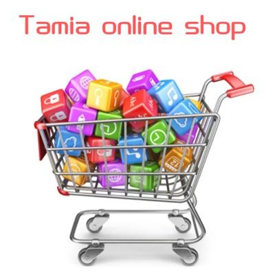 Tamia online shop