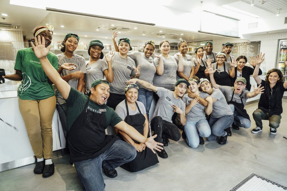sweetgreen | Inspiring healthier communities