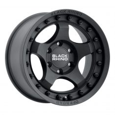 BLACK RHINO BANTAM 18x9.0 5/150 ET12 CB110.1 TEXTURED BLACK