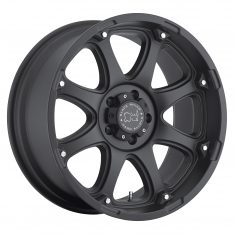 BLACK RHINO GLAMIS 20x9.0 5/150 ET12 CB110.1 MATTE BLACK