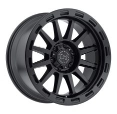 BLACK RHINO REVOLUTION 22x10.0 5/150 ET00 CB110.1 MATTE BLACK