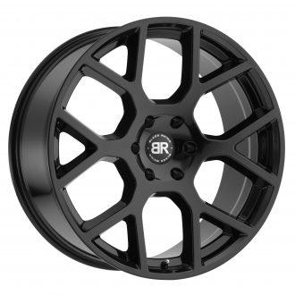 BLACK RHINO TEMBE 24×10.0 6/139.7 ET25 CB112.1 GLOSS BLACK