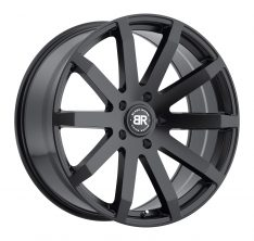 BLACK RHINO TRAVERSE 24x10.0 5/150 ET30 CB110.1 MATTE BLACK