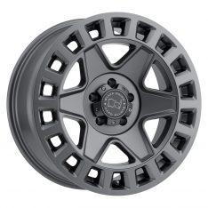 BLACK RHINO YORK 20x9.0 5/150 ET12 CB110.1 MATTE GUNMETAL