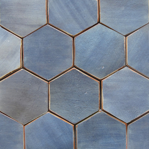 Shapes Custom Terracotta Tile Tabarka Studio