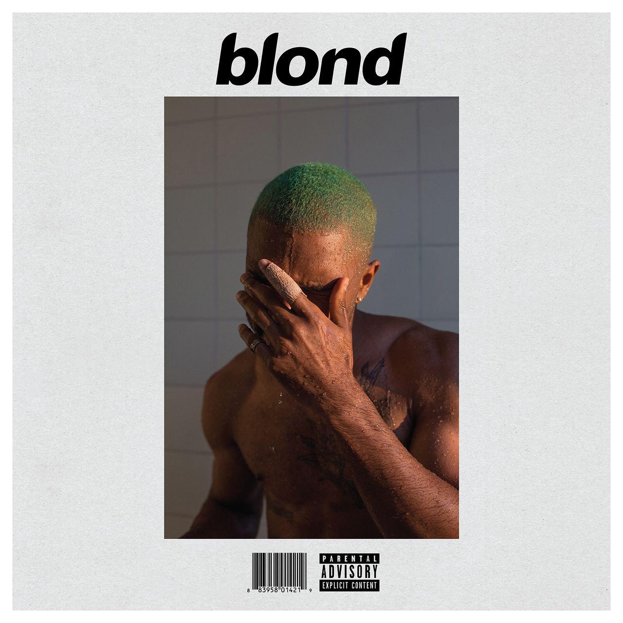 Frank Ocean Blonde Album Cover