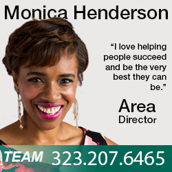 Monica Henderson Director profile photo
