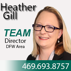 Heather Gill, Director profile photo
