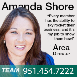 Amanda Shore, Director profile photo