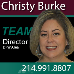 Christy Burke, Director profile photo