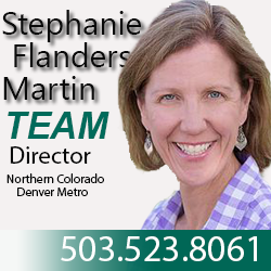 Stephanie Flanders Martin, Director profile photo