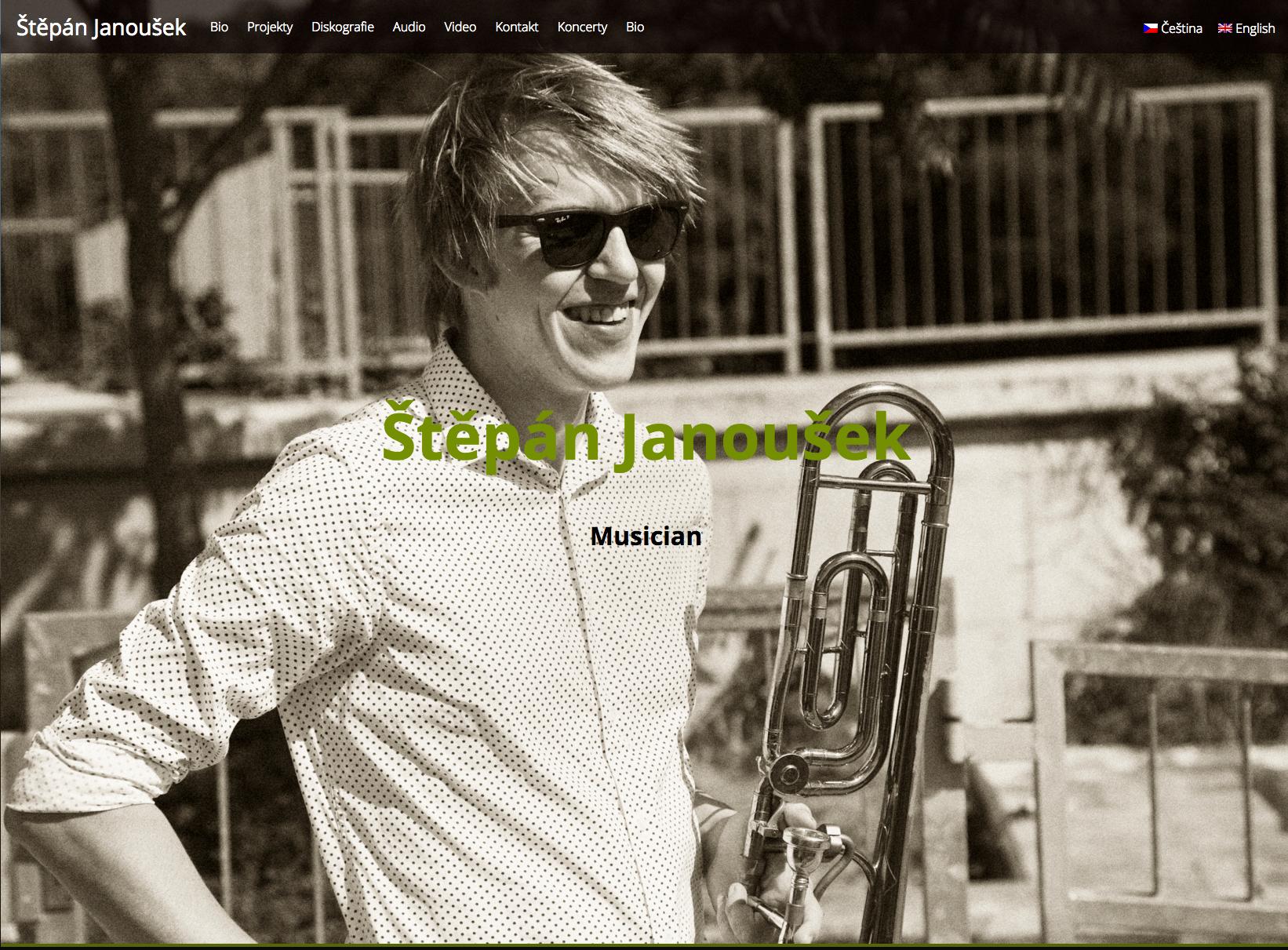 Stepan Janousek