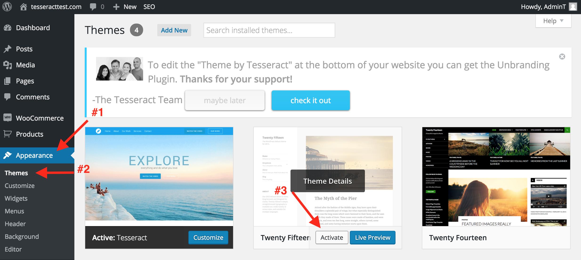 WP-Themes – WordPress Tools
