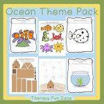 Ocean theme pack