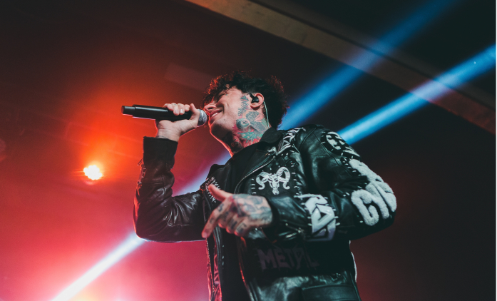 Q&A: Ronnie Radke Talks 'The Drug In Me Is You' Going Gold + Touring With Escape The Fate