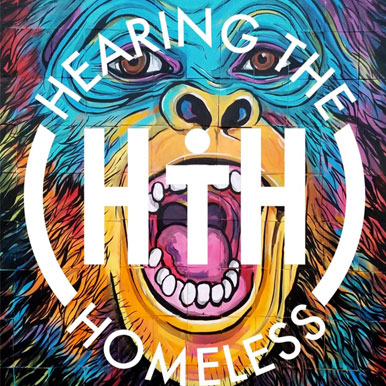 Hearing the Homeless Teams with Penny Inc