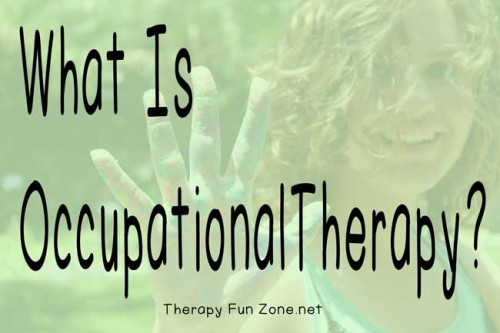 what-is-occupational-therap