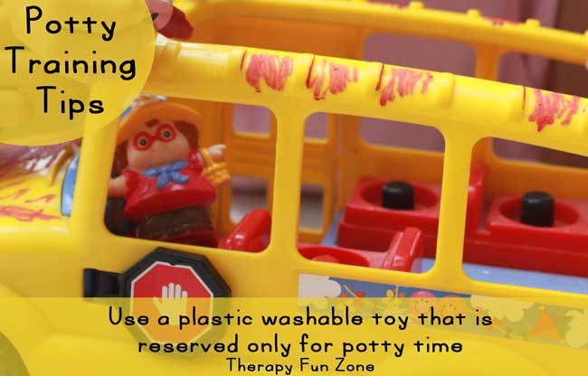potty training tips -- Therapy Fun Zone