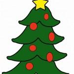 Scissor Cutting: Christmas Tree