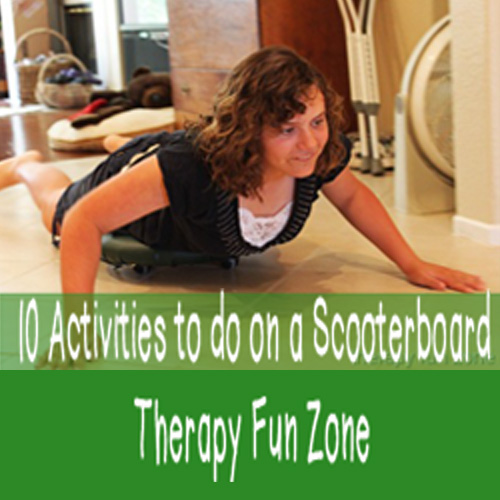 10 activities to do on a scooterboard