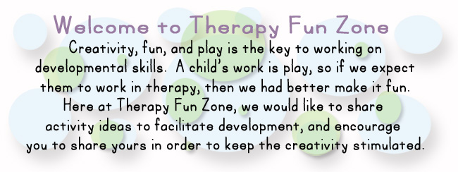 Therapy Fun Zone Where Play Is Functional
