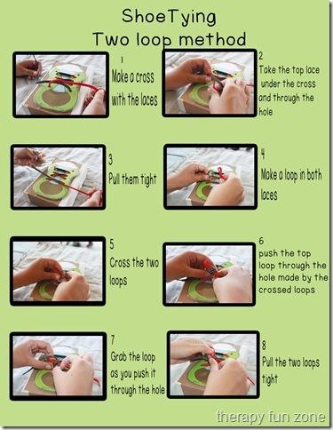 shoe tying two loop method copy