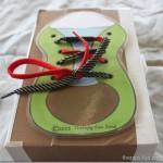 Shoe Tying Printable Practice Shoe