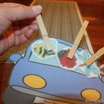 Bug Splat Race Clothespin Games