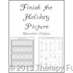 Finish the Holiday Pictures – December Edition