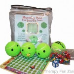 Different sets of Munchy Balls