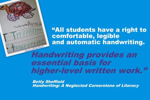 Rainbows Within Reach shares Betty Sheffield's wisdom!