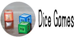 new button dice games
