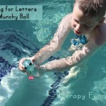 Swimming for Letters