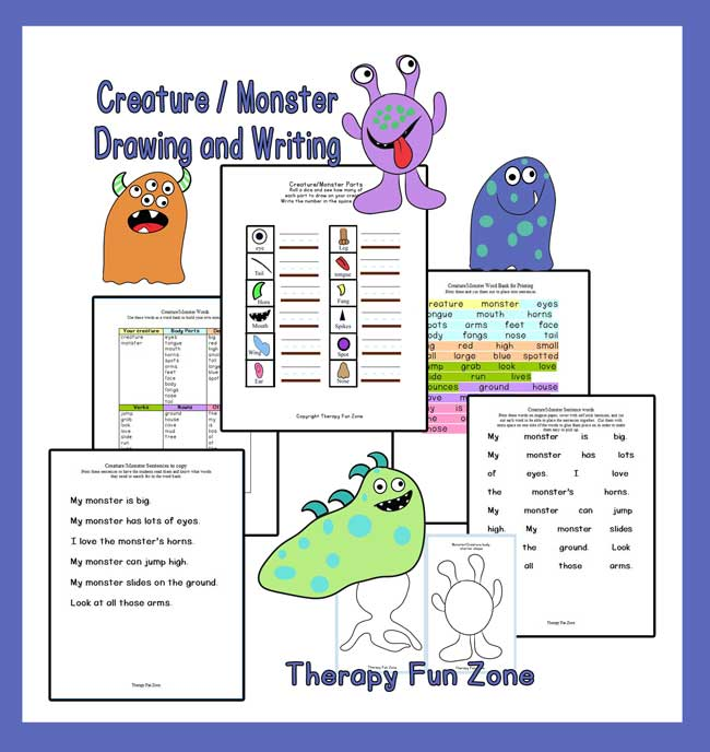 monster-writing-cover-picture