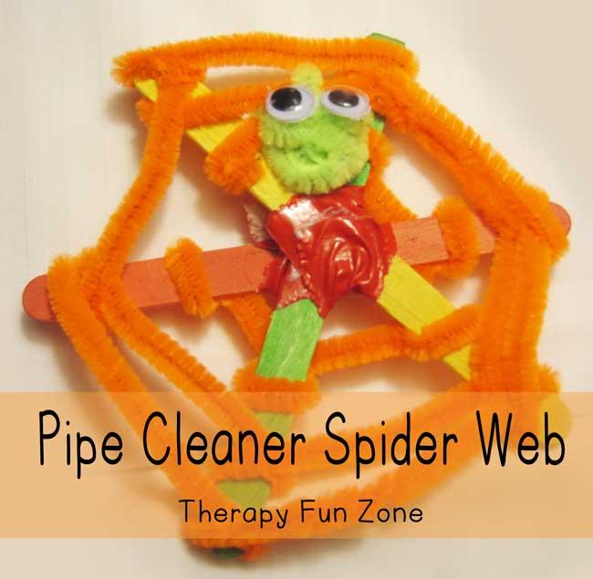 orange-spider-web