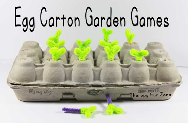 egg carton games -- therapy fun zone.net