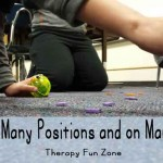 therapy fun zone; multi position writing activity