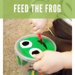 Feed the Animal Fine Motor Activity