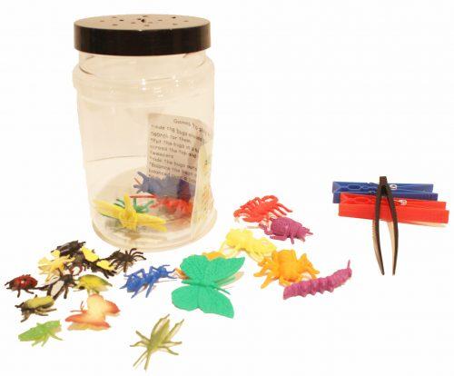 Bug Jar Manipulatives Pack
