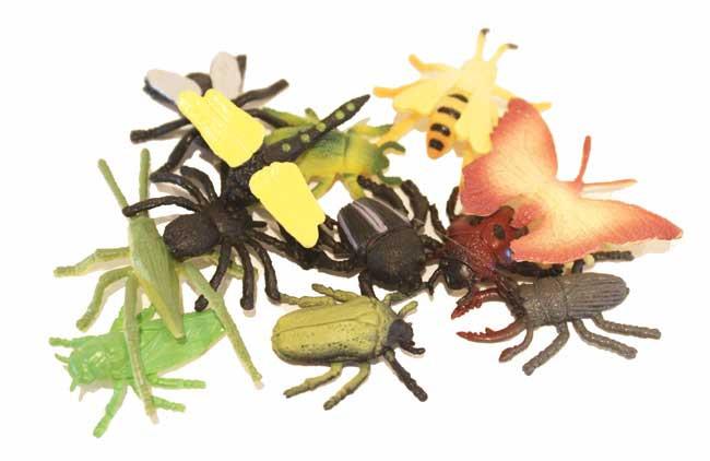Mini Vinyl Bugs