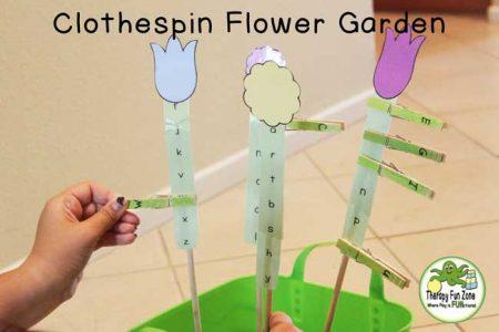Flower Garden Free Sample