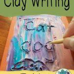 Clay Writing Board