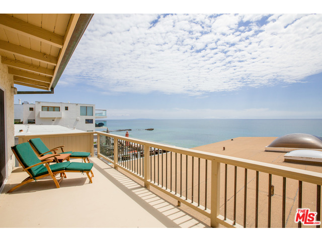 Breathtaking Beachfront Malibu Condo