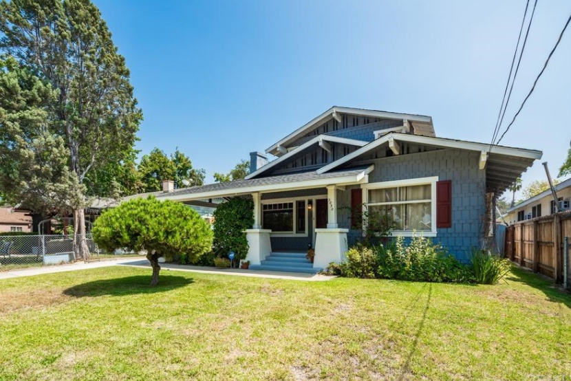 Built in an era when quality & attention to detail were paramount, this 1913 Craftsman home is no exception.