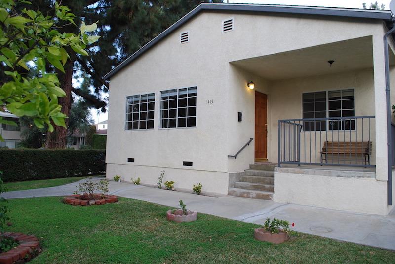 Home Sweet Pasadena Home