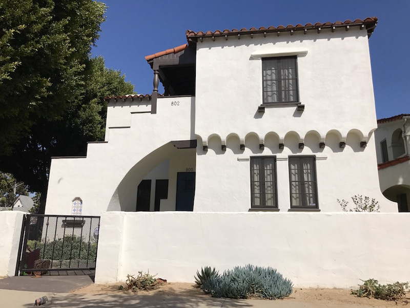 Fully Renovated, Pristine Spanish Lower Duplex w/ Central A/C