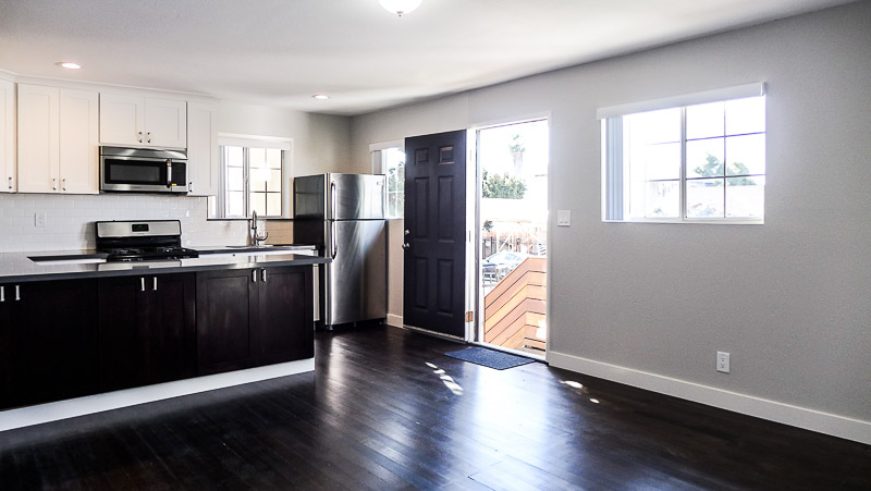 Be The First to Move In! 1B/1B With Bonus Room! - Newly Renovated Home-Beautiful Finishes - New Stainless Appliances - Convenient Location